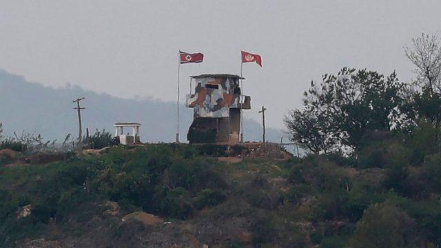 N Korea slams South for 'reckless' drills along sea border
