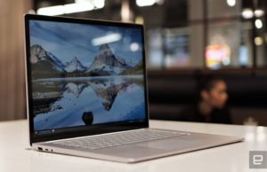 Microsoft will fix Surface Laptop 3 'hairline fractures' for free