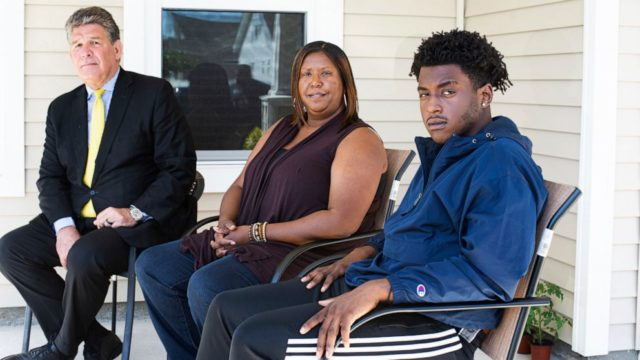 Lawyer: Deputy led armed group to black teen's home