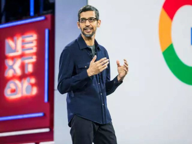 How offices will gradually reopen and 9 other things Google CEO Sundar Pichai wrote in internal memo