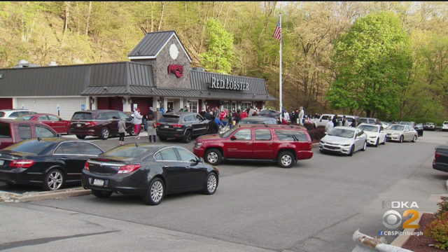 Dozens Of Red Lobster Patrons Sent Home Without Their Orders