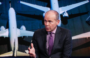 Boeing CEO predicts a major US airline will 'most likely' fold by September