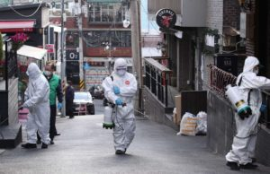 Seoul goes all out to trace clubbers at risk of contracting COVID-19