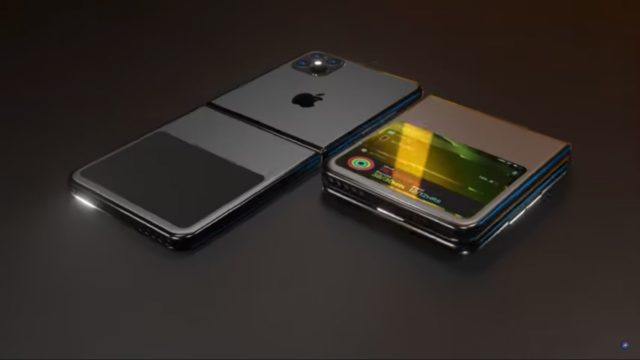 Stunning foldable iPhone video shows the Galaxy Z Flip killer we want