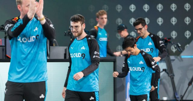 Popular esports team Cloud9 is trying to raise awareness of mental health issues