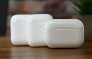 Apple releases 2D15 firmware update for second-generation AirPods