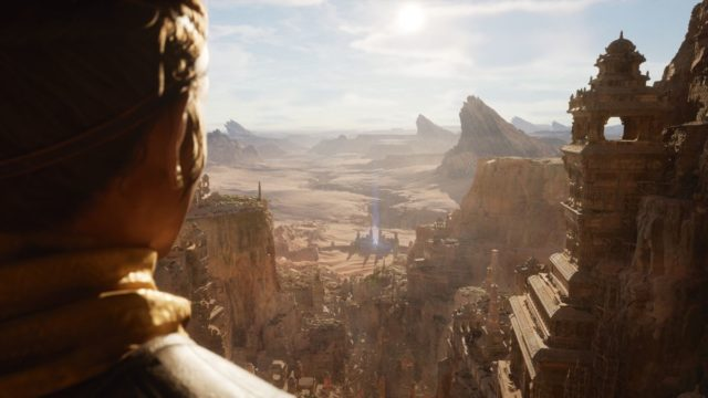 Developers react to the PS5 Unreal Engine 5 demo