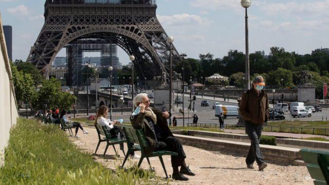 You failed us, virus-submerged French doctors tell Macron