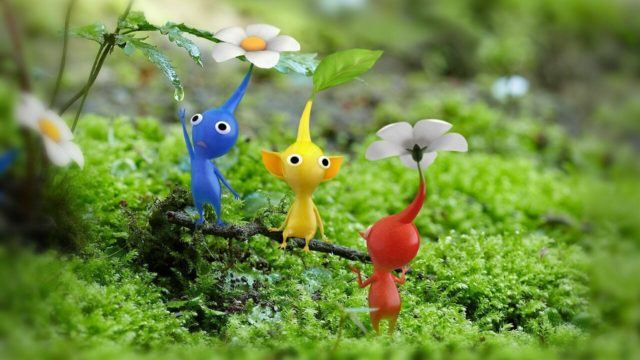 Rumours About Pikmin 3 Coming To Nintendo Switch Intensify
