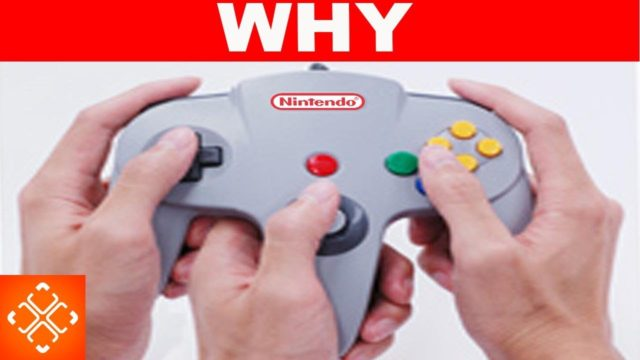 This Is Why Nintendo Makes Terrible Controllers