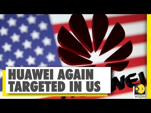 US: New rules to deter chip exports to Huawei | US-China | World News
