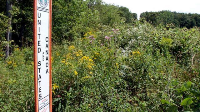 Virus rules tighten illegal immigration on northern border