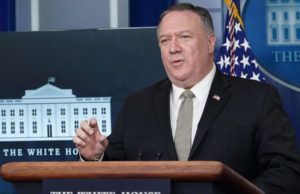 Trump fires IG said to be investigating Pompeo, involved in impeachment probe
