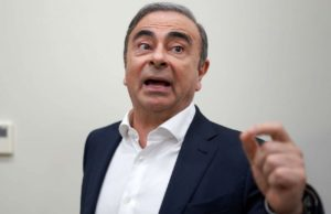 Men accused of helping ex-Nissan chief Carlos Ghosn escape from Japan arrested