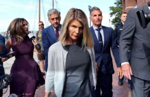 Lori Loughlin, Mossimo Giannulli plead guilty to roles in 'Varsity Blues' scandal