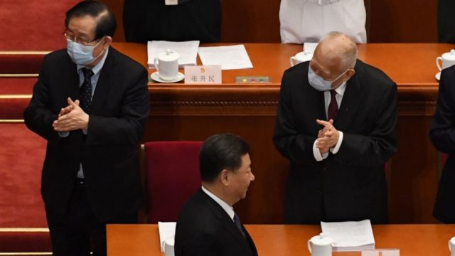 China proposes strict national security law to combat political unrest in Hong Kong