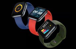 Realme Watch looks like Apple Watch, costs $50