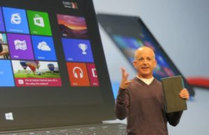 Man responsible for least popular iteration of Windows UI uses iPad Pro as a desktop