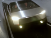 Jay Leno drives Tesla's Cybertruck through Elon Musk's Boring Company tunnel