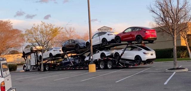 Tesla Model 3 beats Honda Civic as top-selling car in California