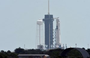 NASA and SpaceX try again for historic launch, weather still uncertain