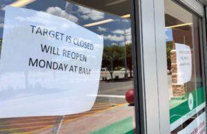 Roanoke Target, Walmart locations close early on Sunday