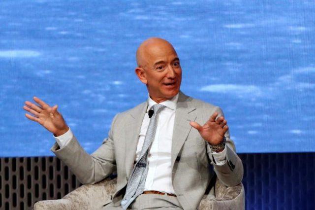 Amazon's Jeff Bezos invests in UK digital freight forwarder Beacon