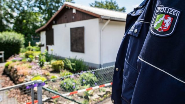 German police detain 11 from alleged child sex abuse ring