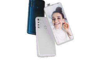 Motorola's new pop-up camera phone has a bigger battery and faster processor