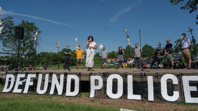Some Minneapolis activists doubt disbanding police will work