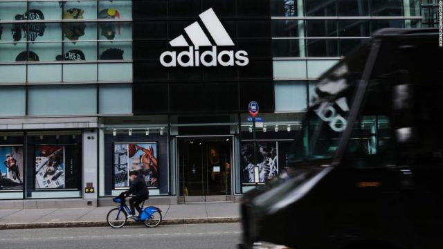Adidas says at least 30% of new US positions will be filled by black or Latinx people