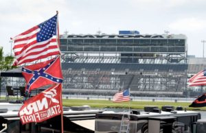 NASCAR announces ban on Confederate flags at races and events