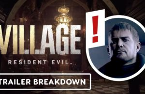 Resident Evil Village Trailer Breakdown