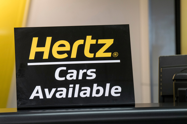 Forget the casino, bankrupt Hertz can now sell up to $1 billion in stock