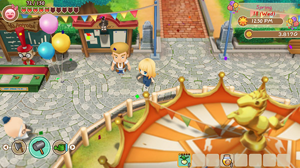 Story of Seasons: Friends of Mineral Town coming to PC on July 14