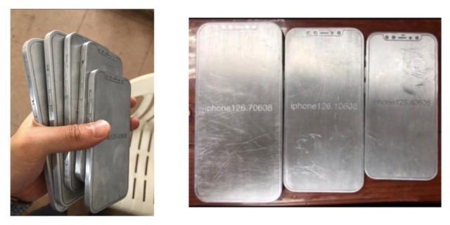 Leaked molds and CAD renders show new iPhone 12 design with flat edges