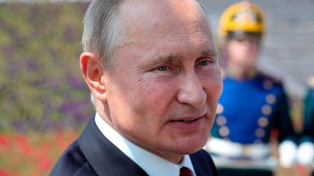 Putin suggests he was key in Kosovo airport occupation