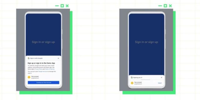 New One Tap password process will combine Google Sign In, Smart Lock on Android