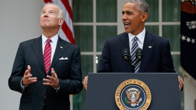 Obama to hold joint fundraiser for Biden next week