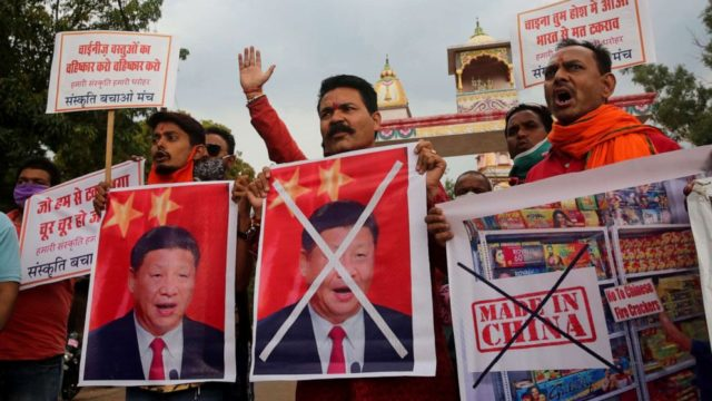 20 Indian soldiers killed in border clashes with Chinese troops
