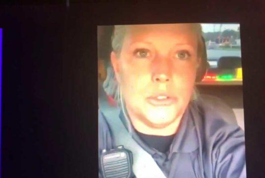 "Georgia Police Officer Stacey Has Meltdown Over McDonalds Egg McMuffin Order, Called ""Officer Karen"""