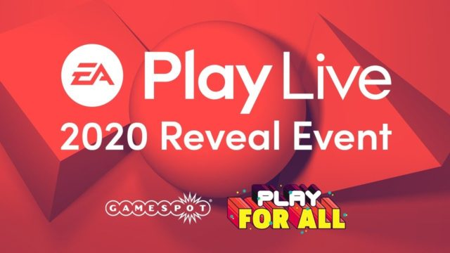 EA Play Live 2020 Livestream With Pre and Post Show