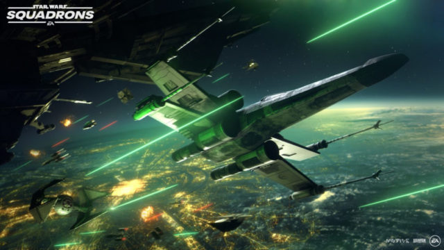 'Star Wars: Squadrons' won't have microtransactions or constant add-ons