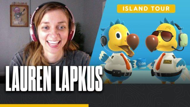 Lauren Lapkus' Picturesque Island Tour