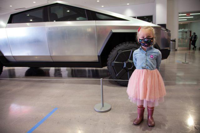 Exclusive Pro Photos: Tesla Cybertruck At The Petersen Automotive Museum