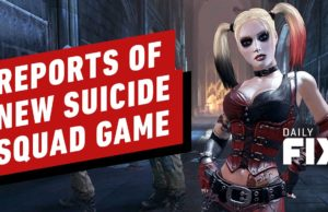 Suicide Squad Game From Rocksteady Reportedly In The Works