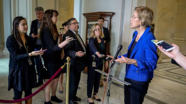 Elizabeth Warren's potential as vice presidential pick shows political divisions over race in some progressive circles