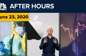 Apple stock hits all-time high, plus everything else you missed in business news: CNBC After Hours