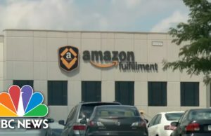Nearly 100 Workers Test Positive For Coronavirus At Minnesota Amazon Warehouse   NBC Nightly News