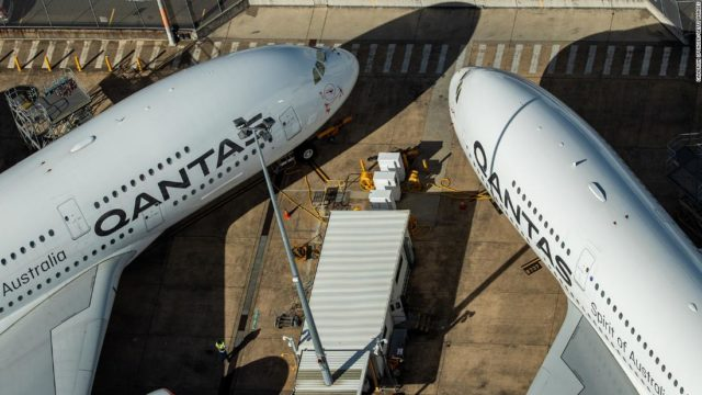 Qantas is cutting 6,000 jobs and raising $1.3 billion as the coronavirus pandemic takes its toll